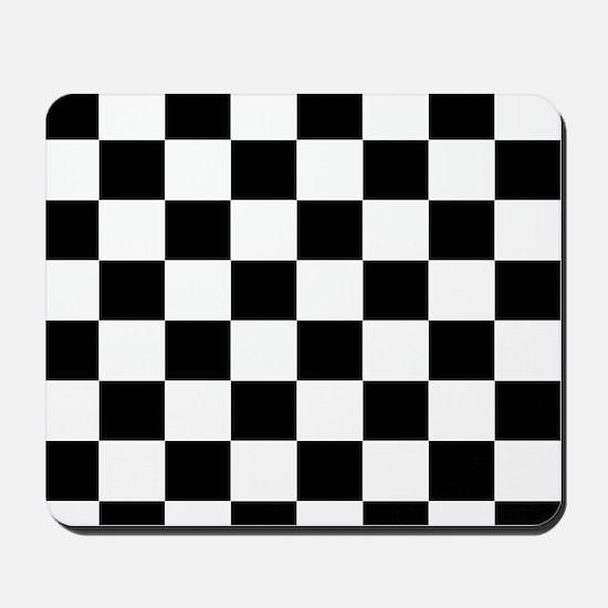 Checkerboard Mousepad