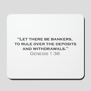Banker / Genesis Mousepad