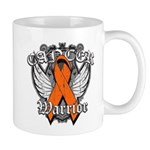 Leukemia Cancer Warrior Mug
