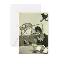 L'Absinthe Greeting Cards (Pk of 10)