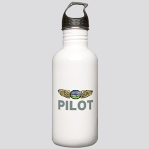 RV Pilot Stainless Water Bottle 1.0L