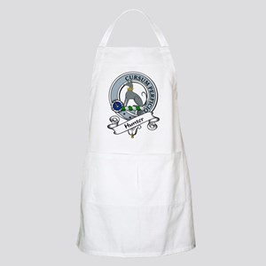 Hunter Clan Badge BBQ Apron