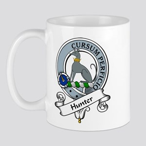 Hunter Clan Badge Mug