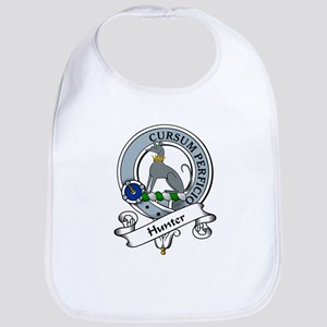 Hunter Clan Badge Bib