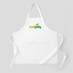 Holly Jolly Apron