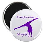Gymnastics Magnet - Life