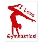 Gymnastics Poster - Love