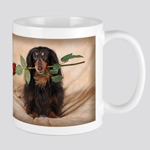 Hallie Dachshund Designs Mug