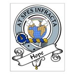 Hope Clan Badge Small Poster