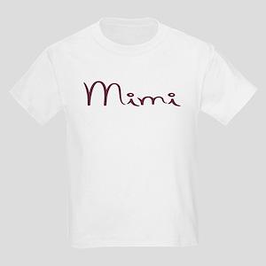 18b91470 Mimis Birthday Kids T-Shirts - CafePress