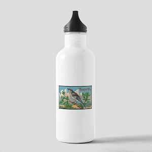Mocking Bird Stainless Water Bottle 1.0L