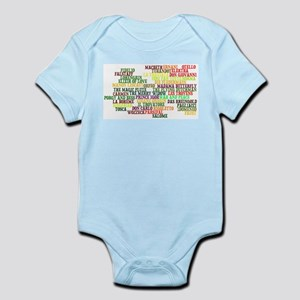 Operas Infant Bodysuit