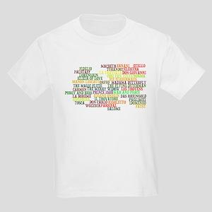 Operas Kids Light T-Shirt