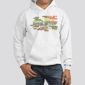 Operas Hooded Sweatshirt