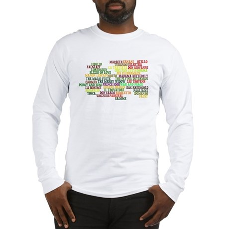 Operas Long Sleeve T-Shirt