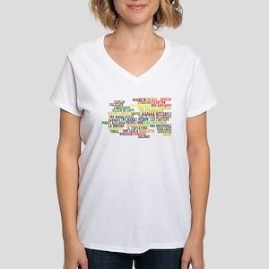 Operas Women's V-Neck T-Shirt