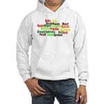 Opera Composers Hooded Sweatshirt