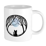 Fat Cat & Cat Lover 20 oz Ceramic Mega Mug
