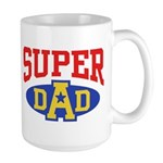 Super Dad Large Mug