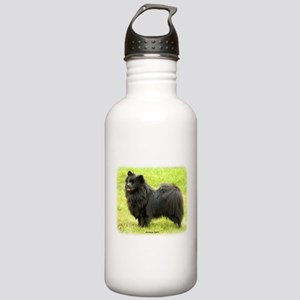 German Spitz 9W014D-009 Stainless Water Bottle 1.0