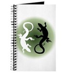 Lizard Art Journal