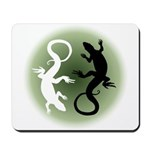 Lizard Art Mousepad