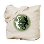 Lizard Art Tote Bag