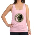 Lizard Art Tank Top