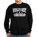 World's Best Husband Sweatshirt (dark)