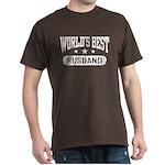 World's Best Husband Dark T-Shirt