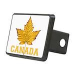 Canada Varsity Team Rectangular Hitch Cover