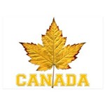 Canada Varsity Team 5x7 Flat Cards (Set of 20)