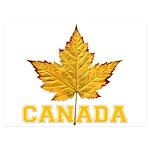 Canada Varsity Team 5x7 Flat Cards (Set of 10)
