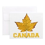 Canada Varsity Team Notecards (Set of 20)
