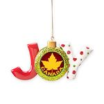 Canada Varsity Team Joy Ornament