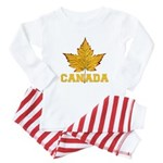 Canada Varsity Team Pajamas
