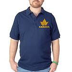 Canada Varsity Team Dark Polo Shirt