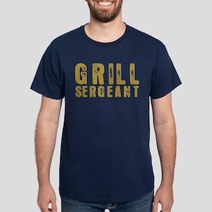 Grill Sergeant Dark T-Shirt