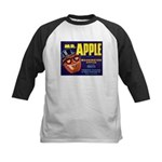 Mr. Apple - Kids Baseball Jersey