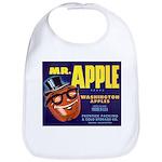 Mr. Apple - Bib