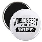 World's Best Wife Magnet