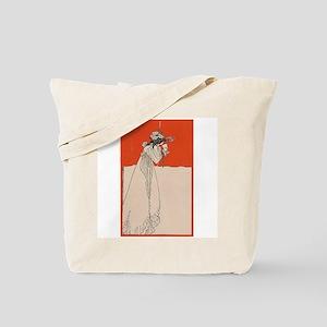 Beautiful Art Nouveau Tote Bag