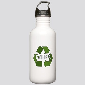 Recycle Karma Stainless Water Bottle 1.0L
