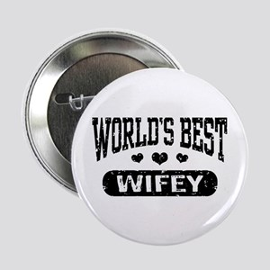 """World's Best Wifey 2.25"""" Button"""