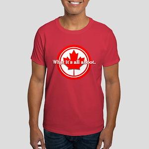 Canada Day Dark T-Shirt