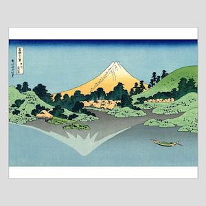 Katsushika Hokusai Small Poster