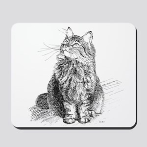 Mitty_Kitty Mousepad