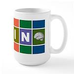 Large Brain Mug
