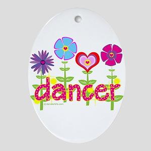 The Dancers' Garden by DanceShirts.com Ornament (O