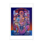 Offering to Quetzalcoatl Mini Poster Print